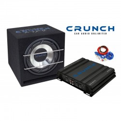 Pachet de bass Crunch Junior Box Pack 250W RMS