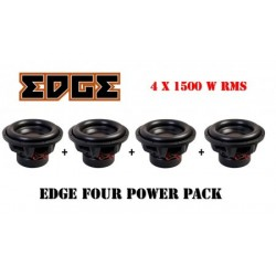 Edge Four Power Pack Subwoofer 6000w RMS
