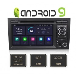 Navigatie Dedicata Android Audi A4 Seat Exeo EDT-G050 dupa 2002