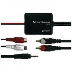 Adaptor bluetooth auto iSimple Music Stream ISBT23